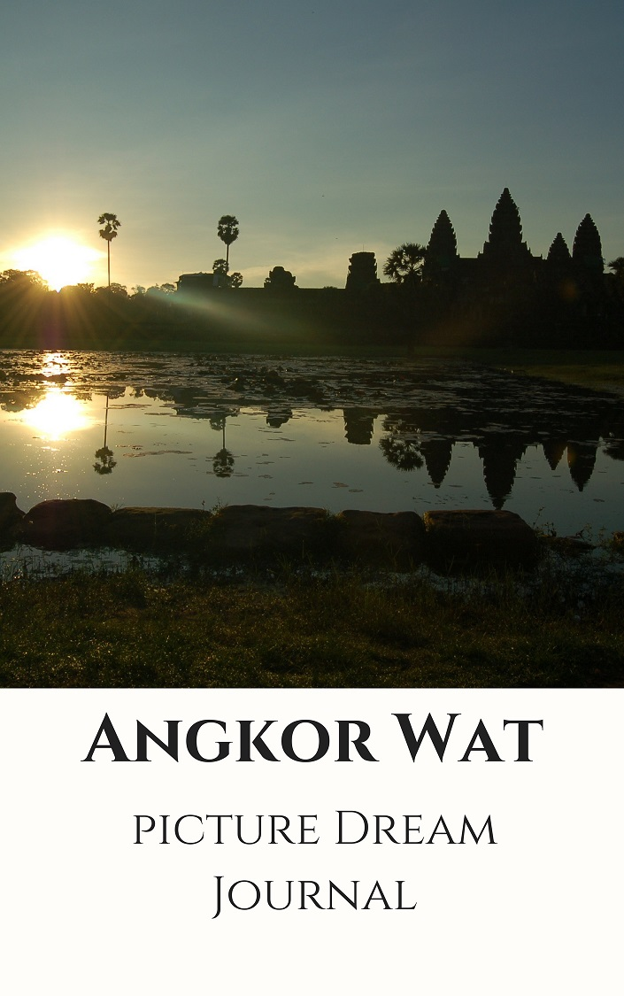 Buy Angkor Wat Dream Journal on Amazon