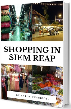 Free Book Shopping In Siem Reap